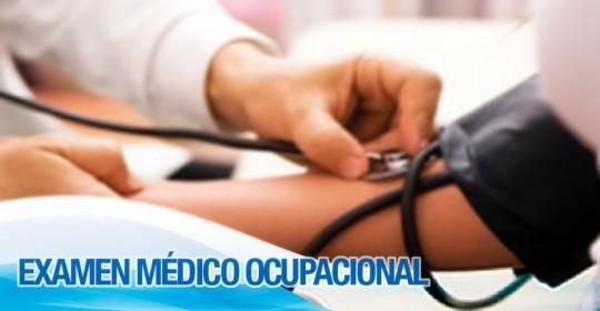 Exámen Médico Ocupacional