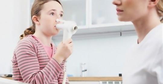 La Espirometría evita riesgos a empleados